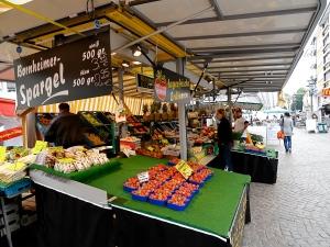 Marketplatz in Bonn.